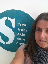 Free From Skincare Awards at the Allergy Show 2015