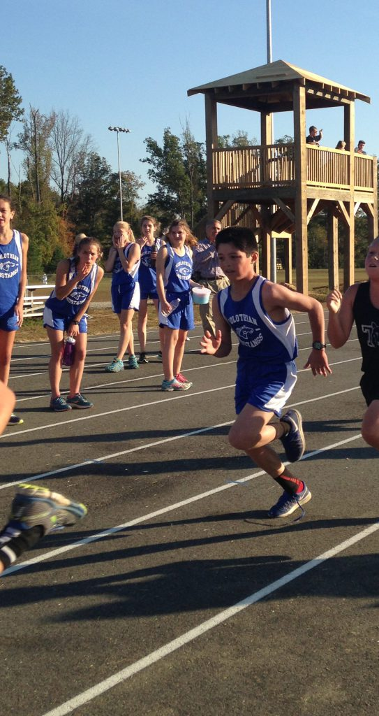 8th grade Cross Country 10/26/2016