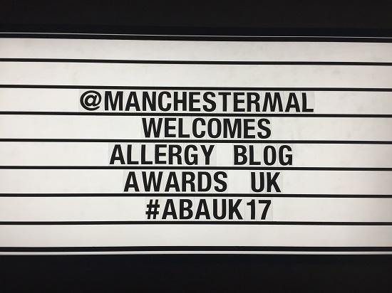 Allergy Blog Awards
