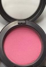 Blush for rosacea makeup - Rosy JulieBC